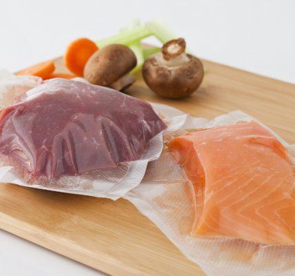Rodzaje opakowań stosowanych w branży mięsnej